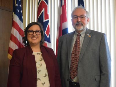 Two Mansfield City Council members sworn in Friday afternoon