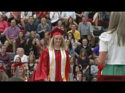 VIDEO: Shelby High School 2017 Graduation
