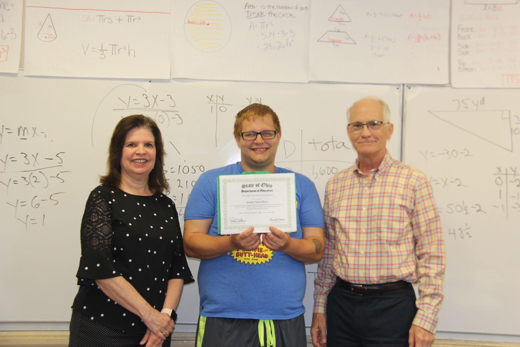 Mansfield adult education program to graduate 116 individuals on June 6