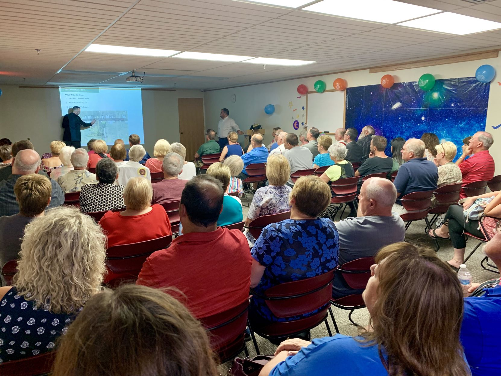 Shelby CIC introduces downtown revitalization plan