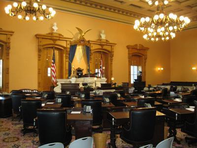Ohio Senate Chambers