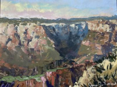 Mansfield Art Center offers new solo exhibition at its REACH Gallery