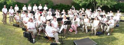 Mansfield Summer Band concert series