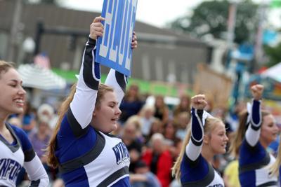 Wynford cheerleading
