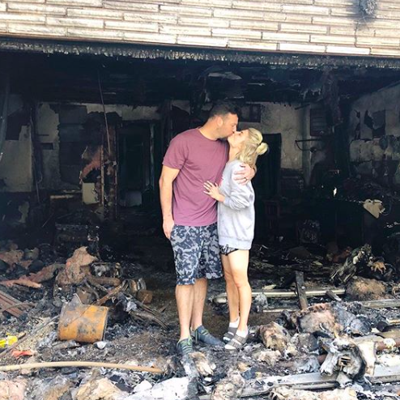 Mansfield family thankful to be alive, for community support after house fire