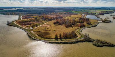 Ducks Unlimited Ohio wetlands