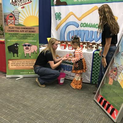 Commodity Carnival to to be at Richland County Fair