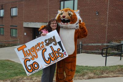Tygers Cubs support