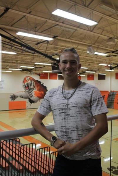 Mansfield Senior High School 2020 Graduate: Cyrus Hock