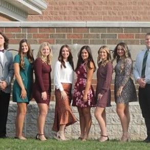 Shelby selects its 2020 Homecoming Court