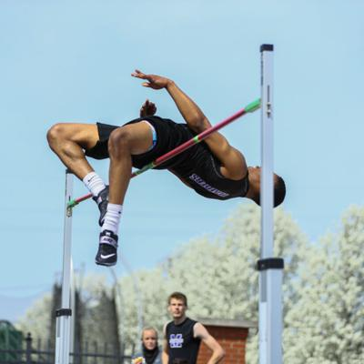 Mansfield St. Peter's grad soars to new heights on Mount Union track team