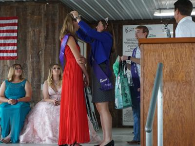 Opening Ceremony and Jr. Fair King and Queen Contest