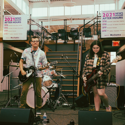 GALLERY: Newsroom After Hours, feat. Sarah Goff, Losers' Club, I Told You