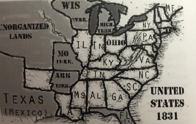 U.S. in 1831