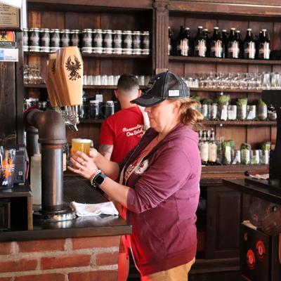 How local brewery adapted to COVID-19 pandemic and became a no-tipping business