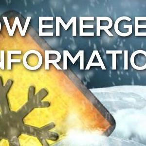 Richland County under Level One snow emergency