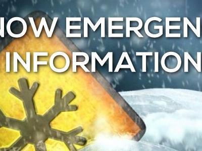 Richland County under Level One snow emergency, says sheriff