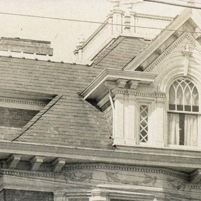 Then & Now: The Wishmaker House 1909