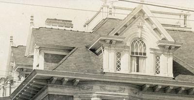 Stofer House in Bellville 1909
