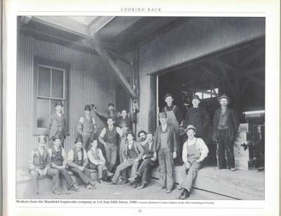 Mansfield Steam Soapworks Company