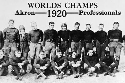GALLERY: Ohio Pro Football Roots