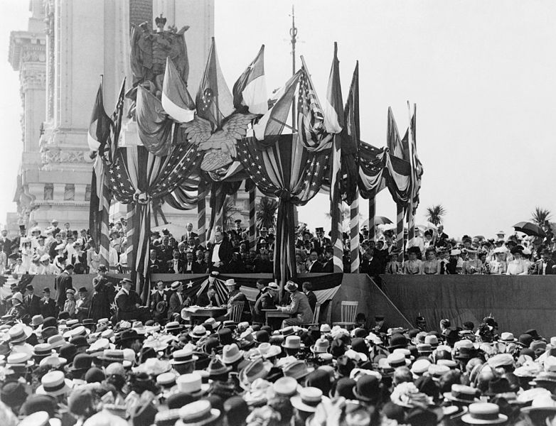 President McKinley's last address