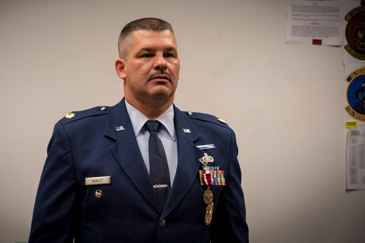 Major Doug Noblet