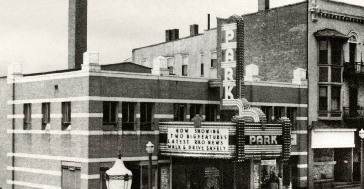 Park Theater 1945