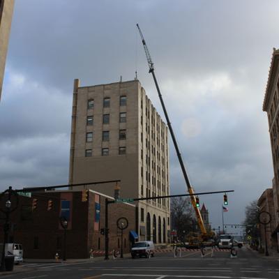 Richland Bank upgrades elevators, downtown traffic should return to normal