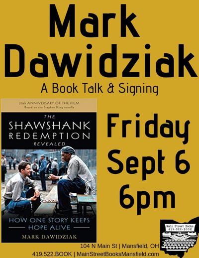 Mark Dawidziak book chat