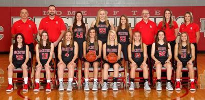 Buckeye Central 2018-19 girls basketball team