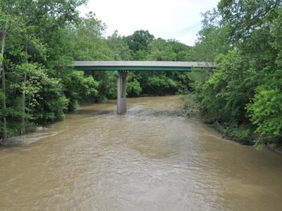 Kokosing River known for its aquatic diversity