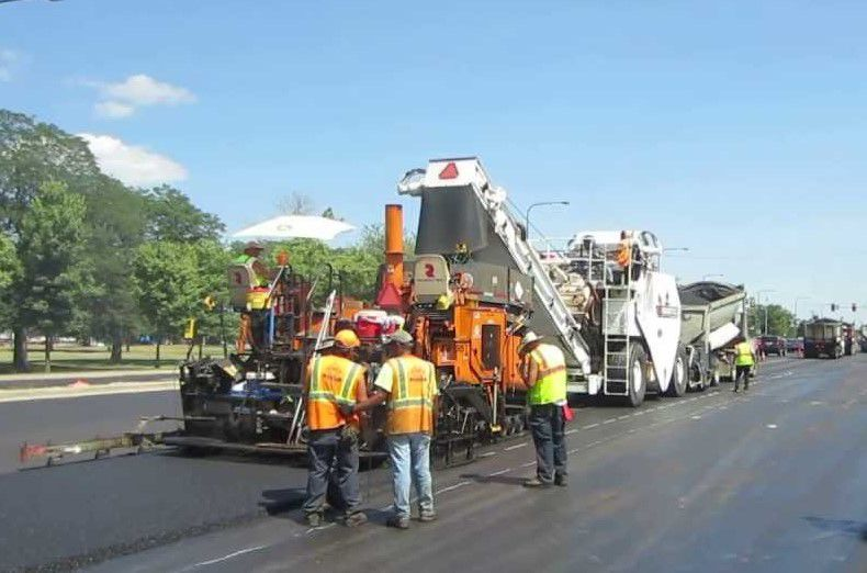 City of Mansfield announces road paving/milling schedule