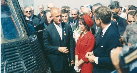 Kennedy and Glenn