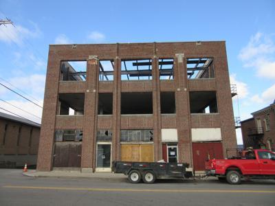 Caldwell Bloor Building