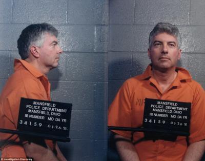Dr. John Boyle prison mug shots