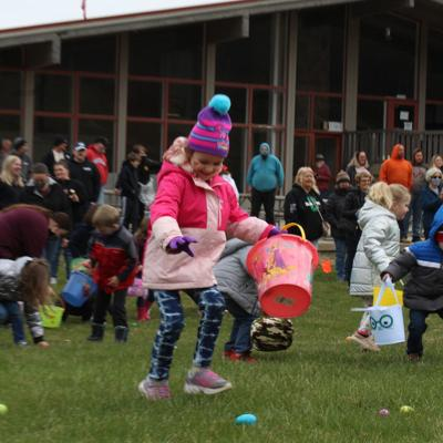 Youth in Butler track down eggs in community Easter hunt