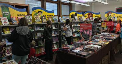Bucyrus Elementary Book Fair