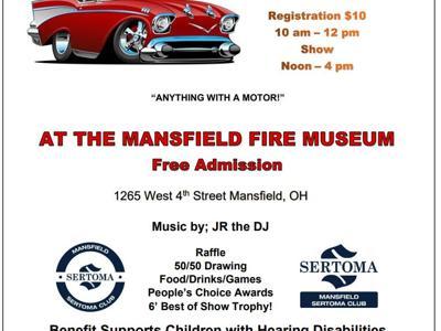 Mansfield Sertoma seeking sponsorships for June fundraiser