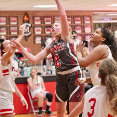 GALLERY: Loudonville vs. Mansfield Christian Girls Basketball