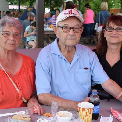 The Shiloh Ox Roast: A reunion for the Harris family