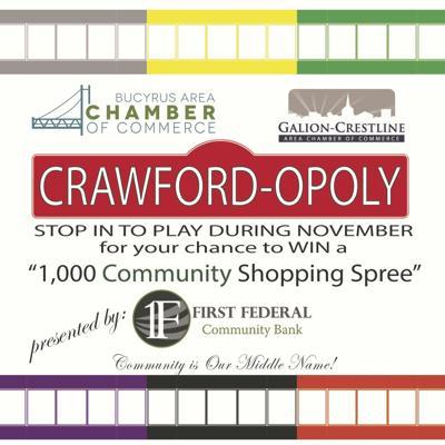 Crawford-Opoly to begin Nov. 2