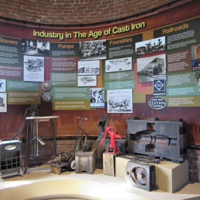 North Central Ohio Industrial Museum featuring area history to open in May
