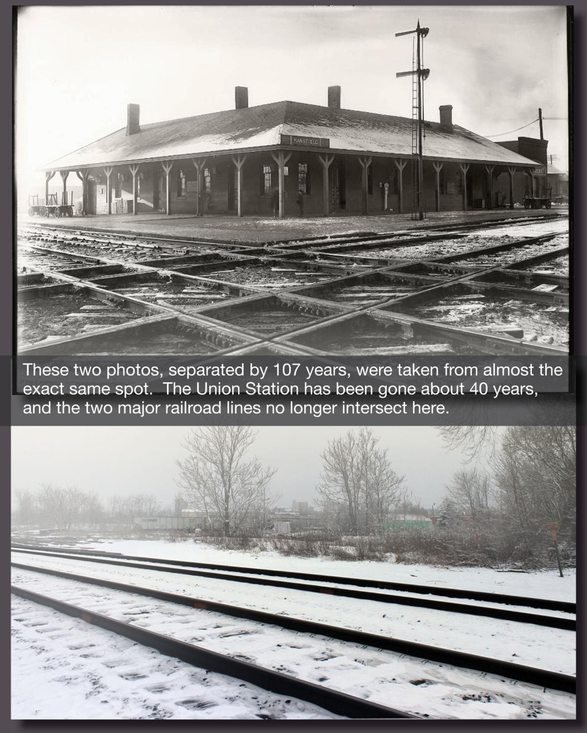 Then & Now: Union Station