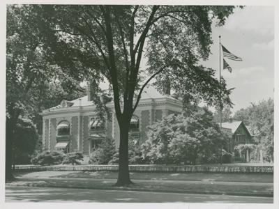 The Lindenberg Mansion: A home fit for Ohio's governor