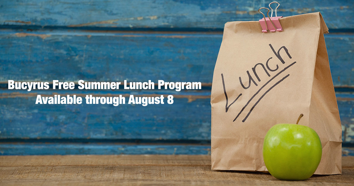 Bucyrus summer food service program expands for 2019