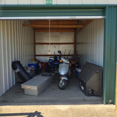 Washer, 4 wheeler and guitar available at Lock It Up Storage auction Nov. 1