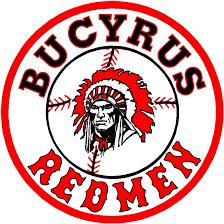 Bucyrus Redmen logo