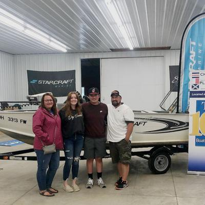 Charles Mill Marina partners with Make-A-Wish Foundation
