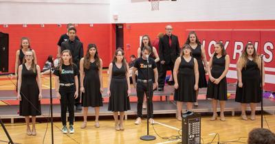 Bucyrus High School choir